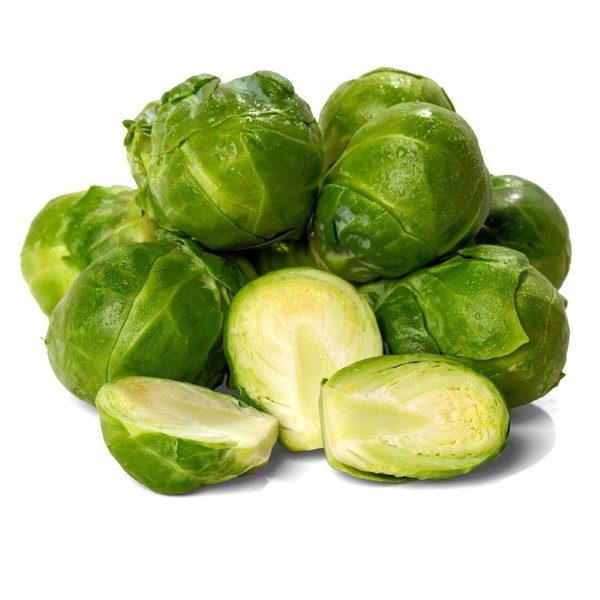 Organic Brussel Sprouts – 200g