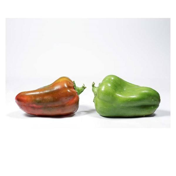 Organic Capsicums, Mixed Colour (Seconds)- 400g
