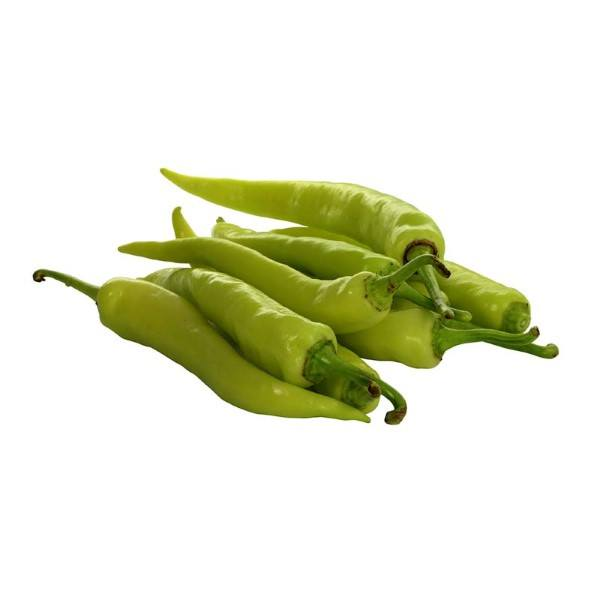 Organic Chillies, Green – 50g