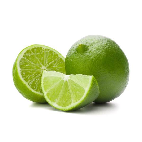 Chem-free Lime (yellow Skin, Juicy)- 5 Each