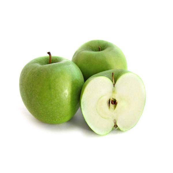 Chem-Free Apples, Grannysmith – 500g