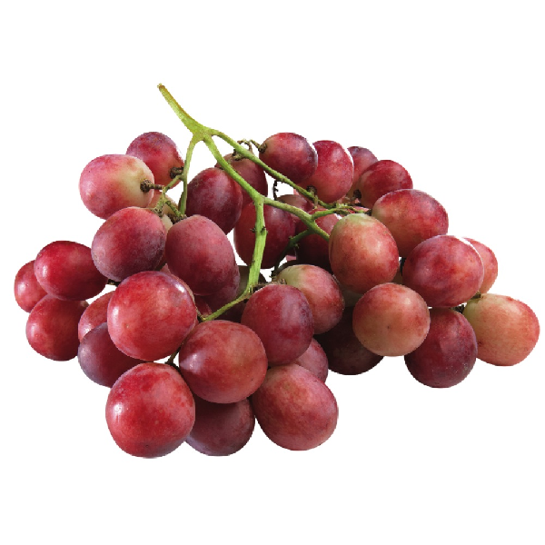 Organic Grapes, Red Globe (seeded) – 400g
