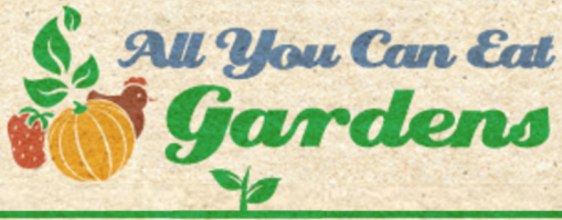 all you can eat gardens