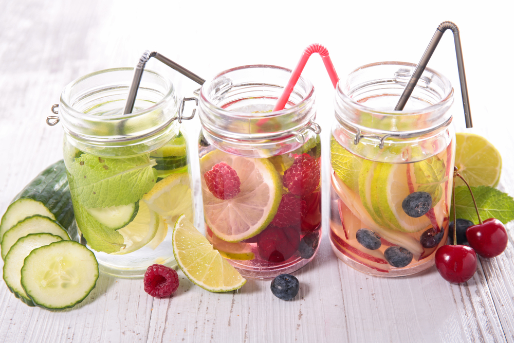 RECIPE | Fruit-Infused Coolers To Beat The Heat