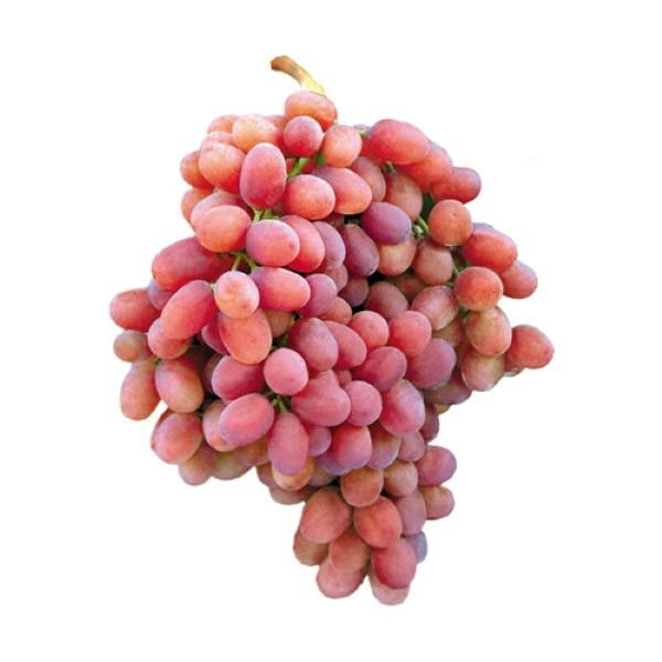 Organic Grapes, Crimson Seedless – 400g