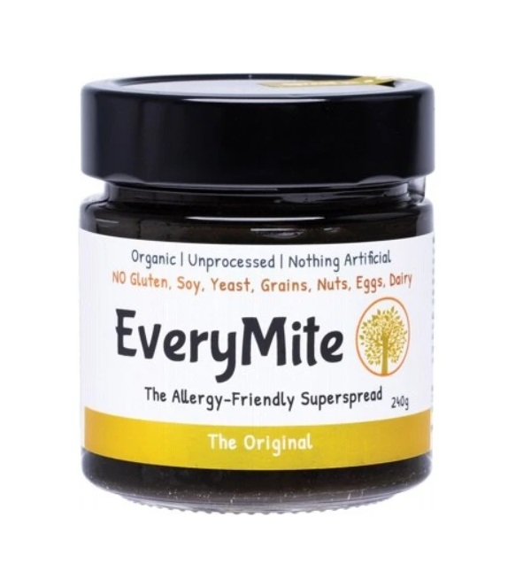 EveryMite Spread (certified Organic Ingredients) – 200g
