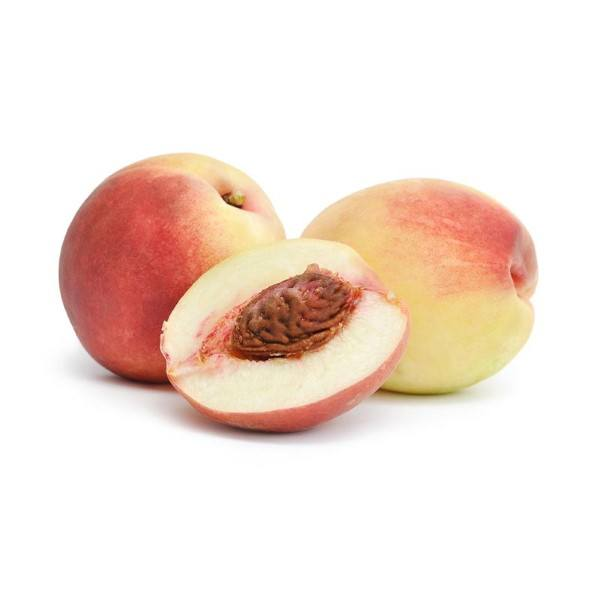 Organic Peaches, White – 400g