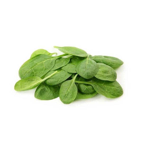 Organic Baby Spinach – 150g Bag