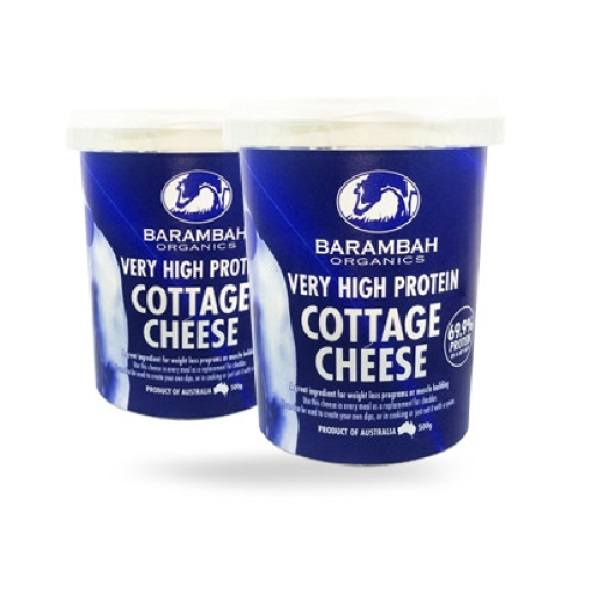 Organic Cheese, Cottage Cheese – 500g