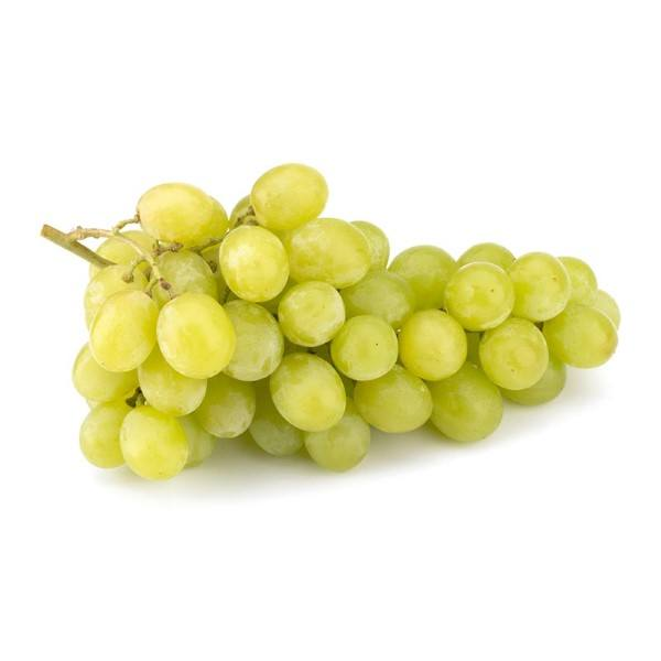 Organic Grapes, Green Seedless – 400g