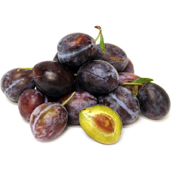 Organic Plums, 2nds (jams/cooking) – 500g