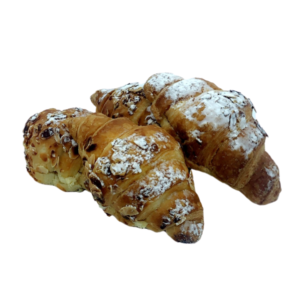 SOL Organic Bakery, Almond Croissant – 4 Pack